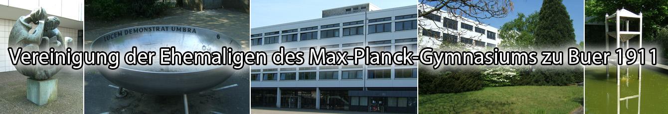 Vereinigung der Ehemaligen des Max-Planck-Gymnasiums zu Buer 1911